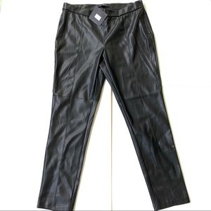 Marc New York Andrew Marc Faux Leather Pant NWT